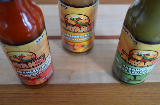 Hot sauces - why not?
